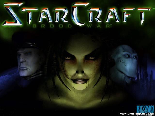 Starcraft Broodwar 1.16.1 eng. Разработчик. Жанр.